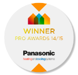 Panasonic Pro Awards Winner