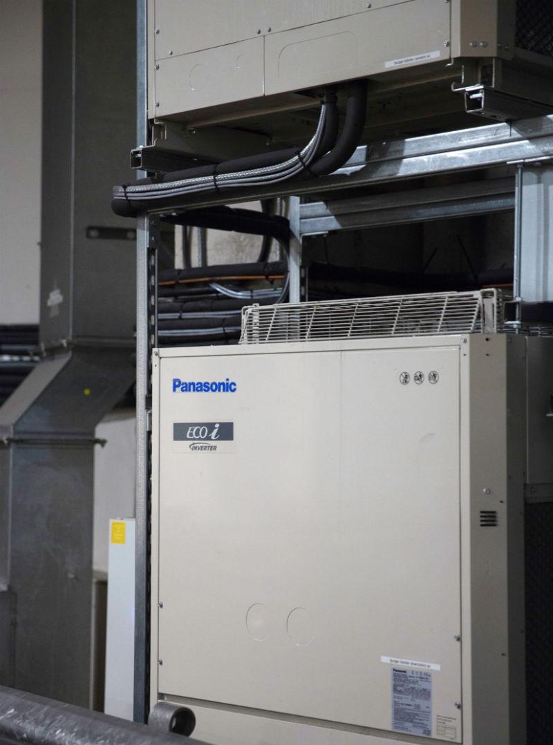 Panasonic Units