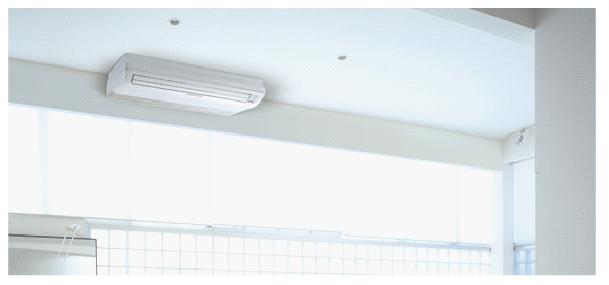 Fujitsu Abya Universal Floor Ceiling Mount For Vrf Oceanair