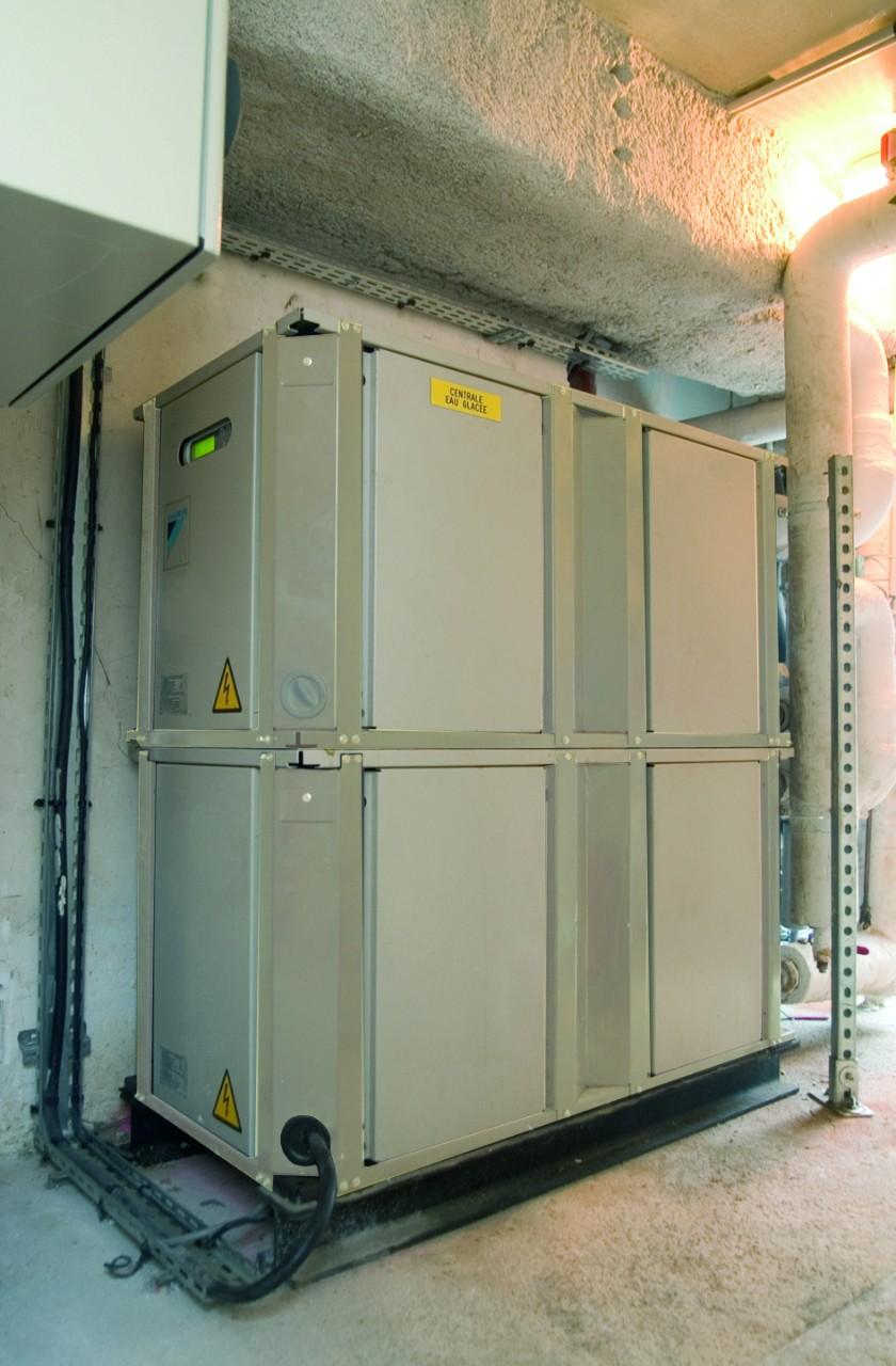 Daikin Ewwp Kbw1n Hydrocube Water Cooled Chiller 12 9kw