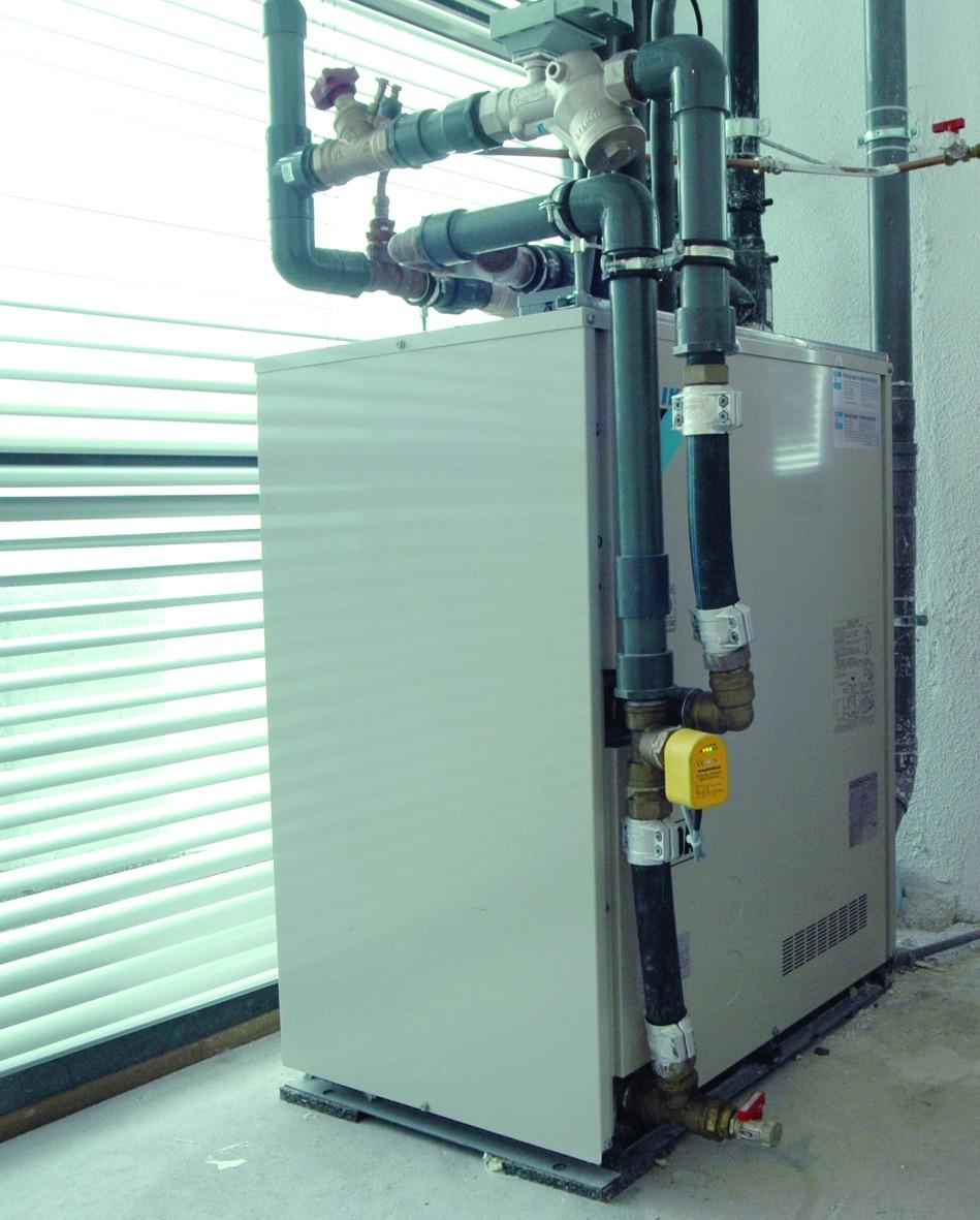 Daikin Rweyq T9 Vrv Iv W Water Cooled Condenser 22 4kw