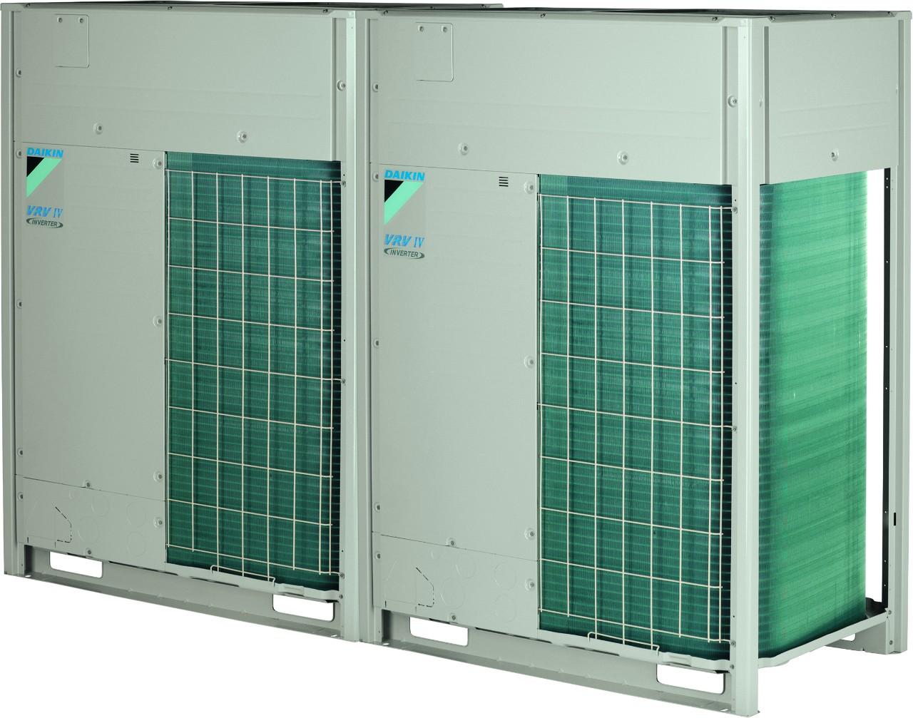 Daikin Ryyq T Vrv Iv Heat Pump With Continuous Heating 22